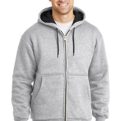 Mens Heavyweight Hooded Sweatshirt